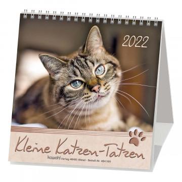 Kalender »Kleine Katzen-Tatzen 2022«