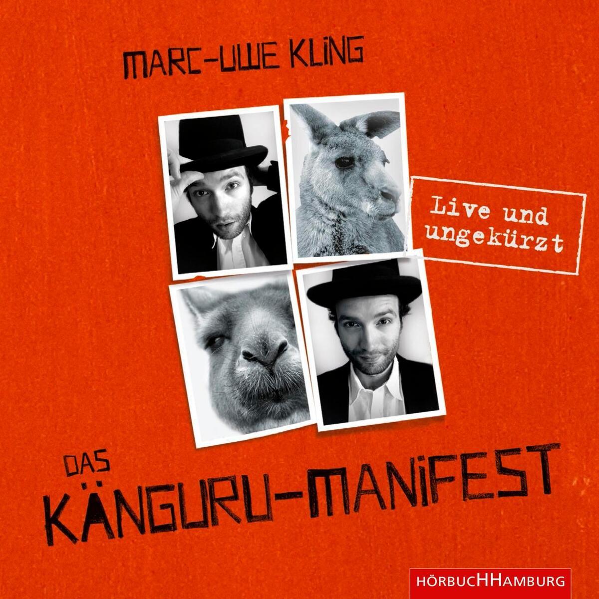 Das Känguru Manifest Stream