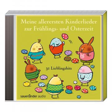 CD »Meine allerersten Kinderlieder zur Frühlings- und Osterzeit«