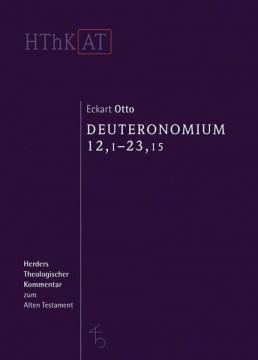 Deuteronomium 12 - 34