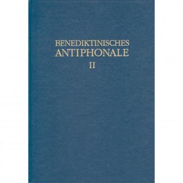 Benediktinisches Antiphonale I-III / Benediktinisches Antiphonale Band II