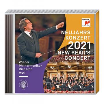 CD »Neujahrskonzert 2021«