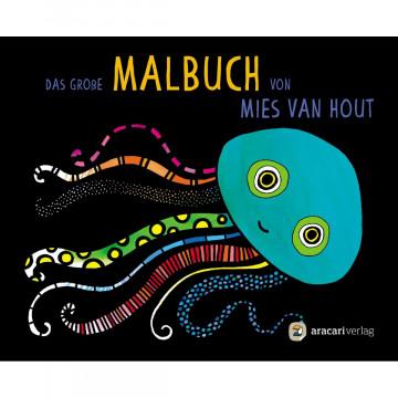 Das große Malbuch von Mies van Hout