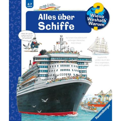 Alles über Schiffe