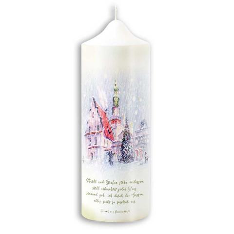 Kerze »Eichendorff«