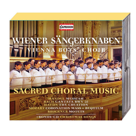 7 CDs »Sacred Choral Music«