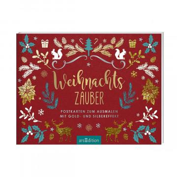 Postkartenbuch »Weihnachtszauber«