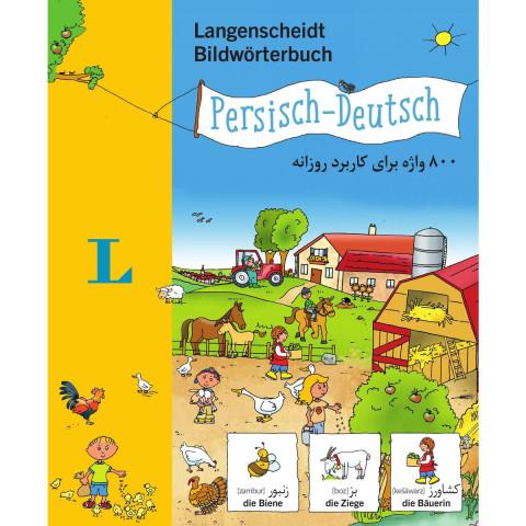 Langenscheidt Bildwörterbuch Persisch - Deutsch - für Kinder ab 3 Jahren