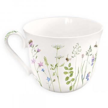 Tasse »Wiesenblumen«
