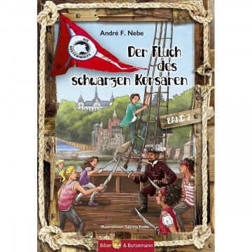 Der Fluch des Schwarzen Korsaren Bd.2