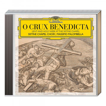 CD »Capella Sistina«