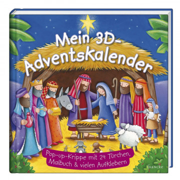 Mein 3D Adventskalender