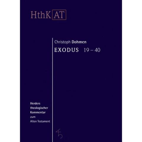 Exodus 19 - 40