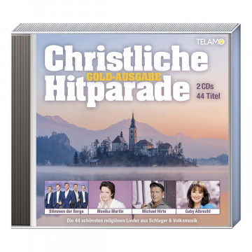 2 CDs »Christliche Hitparade«