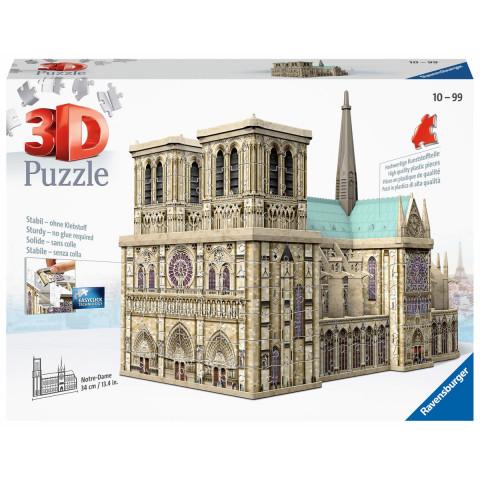 3D-Puzzle »Notre Dame de Paris«
