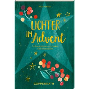 Adventskalenderbuch - Lichter im Advent
