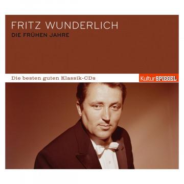 CD Fritz Wunderlich Die frühen Jahre