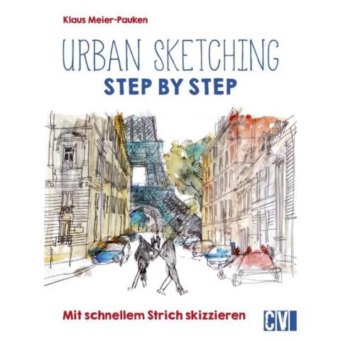 Urban sketching Step by Step