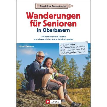 Wanderungen für Senioren in Oberbayern