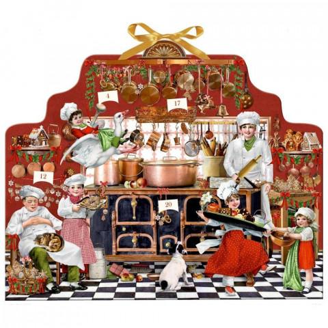 Zettelkalender - Leckeres vom Küchenherd