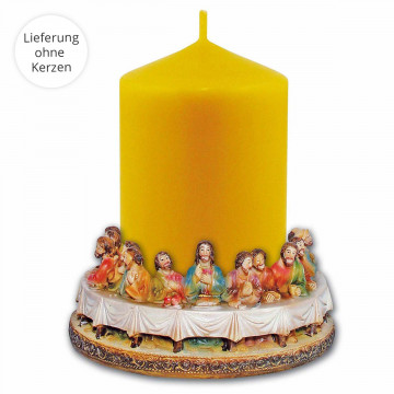 Kerzenhalter Abendmahl