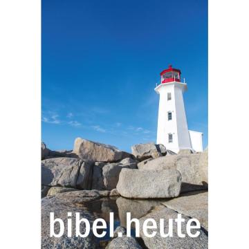 NeÜ bibel.heute -Taschenausgabe- Motiv Leuchtturm
