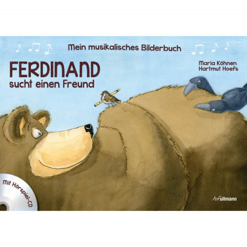 Mein musikalisches Bilderbuch (Bd. 2) - Ferdinand sucht einen Freund