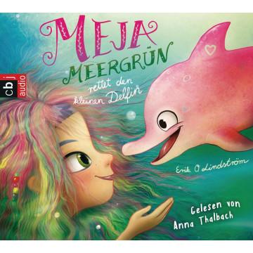 Meja Meergrün 02 rettet den kleinen Delfin