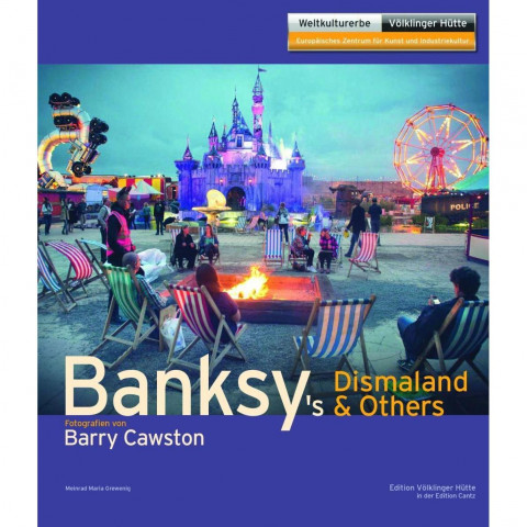 Banksy`s Dismaland & Others