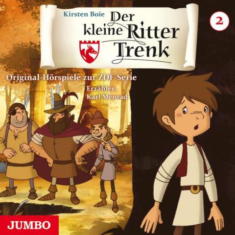 Der kleine Ritter Trenk. Original Hörspiel zur TV-Serie. Folge 2