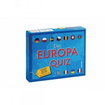 Das Europaquiz - Zahlen, Daten, Fakten aller Länder Europas