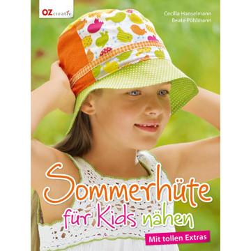 Sommerhüte für Kids nähen