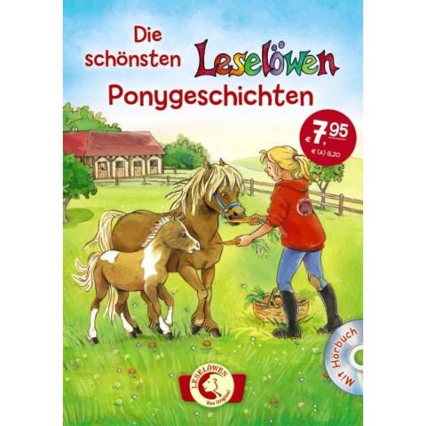 Die schönsten Leselöwen-Ponygeschichten mit Hörbuch