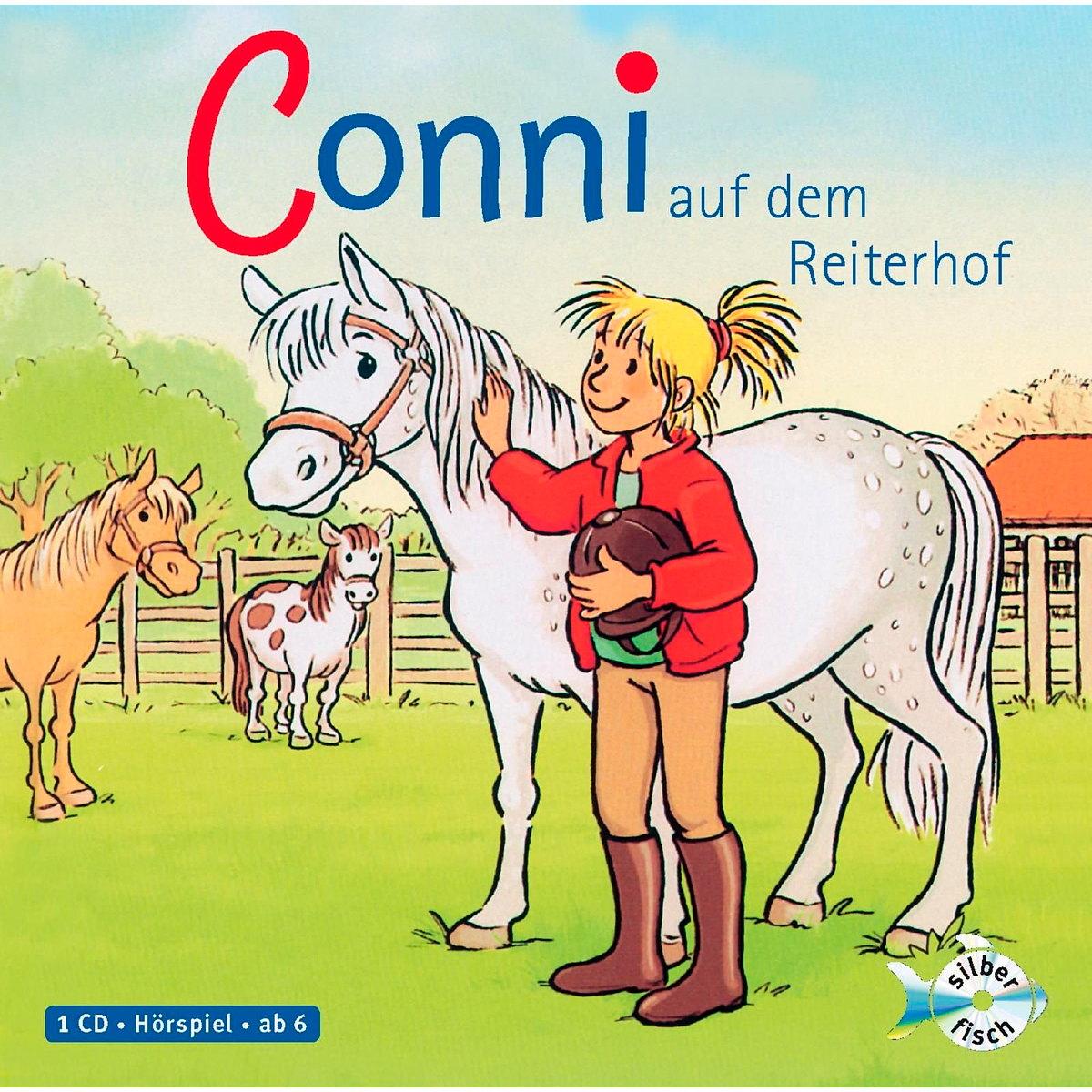 conni auf dem reiterhof  vivatde