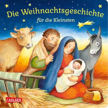 Die Weihnachtsgeschichte für die Kleinsten