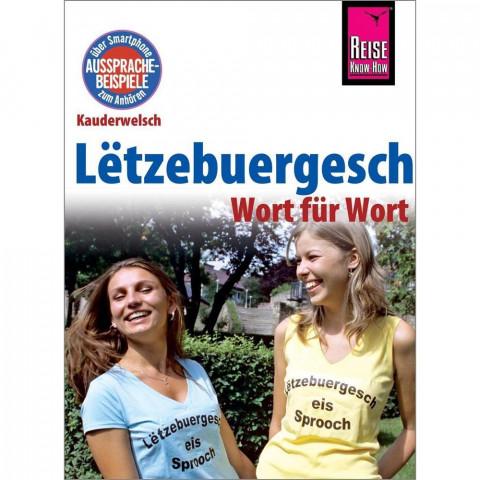 Lëtzebuergesch - Wort für Wort (für Luxemburg)