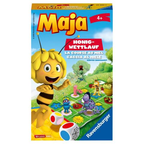 Biene Maja Honig-Wettlauf