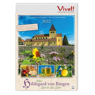 Kalender »Mit Hildegard von Bingen durch das Jahr« 2022