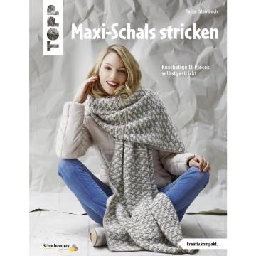 Maxi-Schals stricken (kreativ.kompakt)