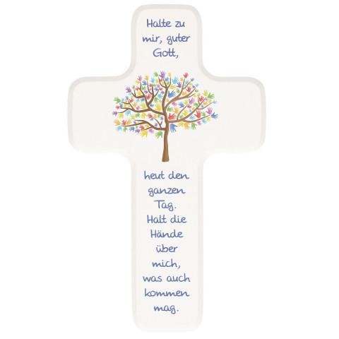 Kinderholzkreuz - Lebensbaum