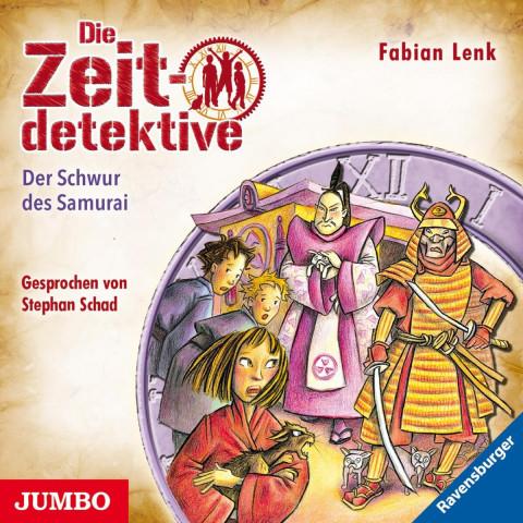 Die Zeitdetektive 21: Der Schwur des Samurai