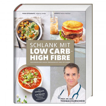 Schlank mit Low Carb High Fibre