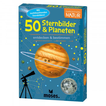 Expedition Natur. 50 Sternbilder & Planeten