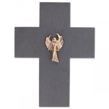 Schieferkreuz Engel (1 Stück)