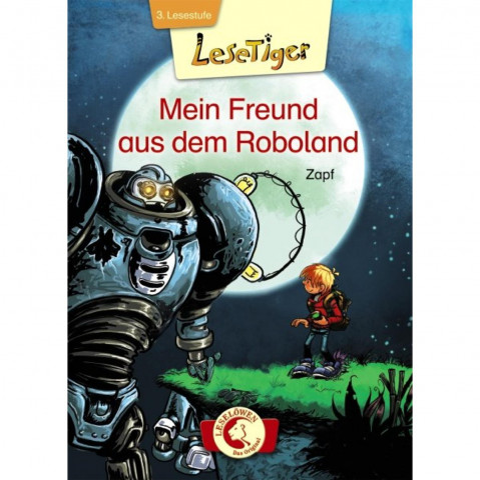 Lesetiger - Mein Freund aus dem Roboland