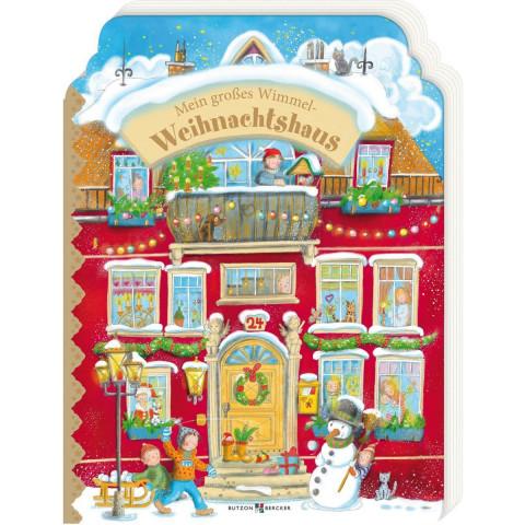 Mein großes Wimmel-Weihnachtshaus
