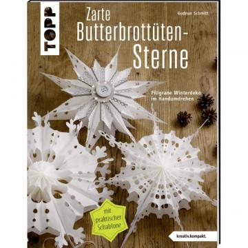 Zarte Butterbrottütensterne (kreativ.kompakt.)