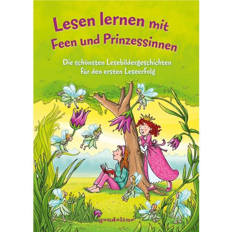 Lesen lernen mit Feen und Prinzessinnen