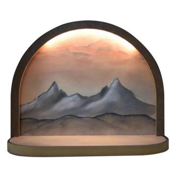 Krippenbogen »Aram« mit LED-Rahmen