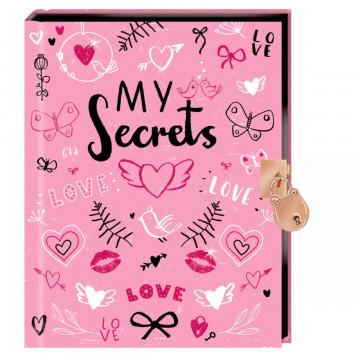 Tagebuch - My Secrets